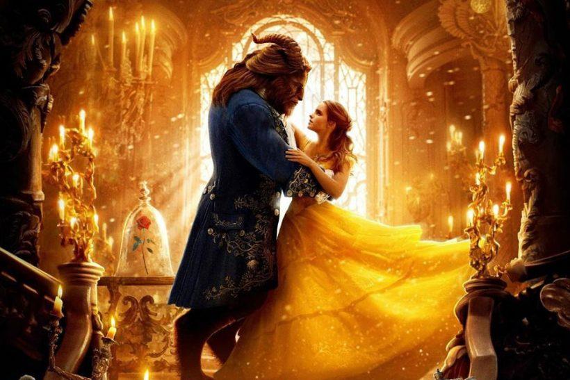 Nog meer nieuwe beelden Beauty and the Beast