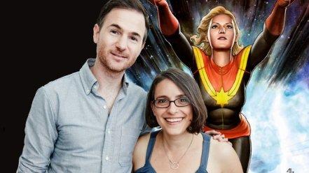 Anna Boden en Ryan Fleck regisseren Captain Marvel