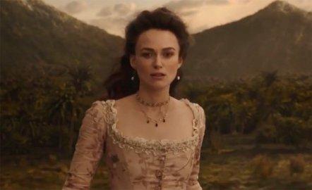 Keira Knightley is terug in nieuwe Pirates of the Caribbean 5 trailer