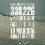 Eerste tv-spots Dunkirk
