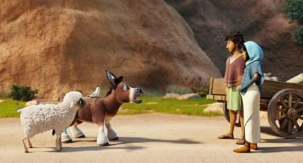 Kerst vanuit het dierenperspectief in The Star trailer