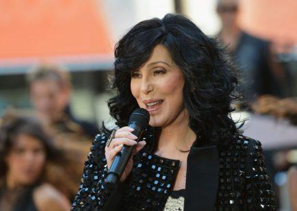 Cher in Mamma Mia: Here We Go Again!
