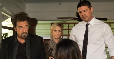 Eerste trailer Hangman met Al Pacino en Karl Urban
