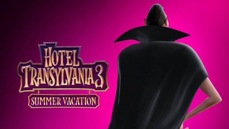 Nieuwe Hotel Transylvania 3 trailer