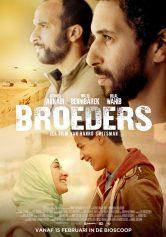 Achmed Akkabi, Walid Benmbarek en Bilal Wahib in film Broeders. Vanaf 15 februari in de bioscoop