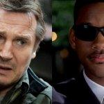 Liam Neeson hoofdrol in nieuwe Men in Black film