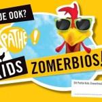 Pathé Kids Zomerbios start 23 juni