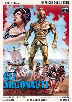 Risultati immagini per Gli Argonauti