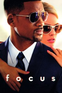 """Poster for the movie """"Focus"""""""