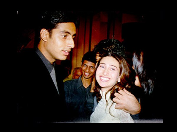 Image result for karisma and abhishek