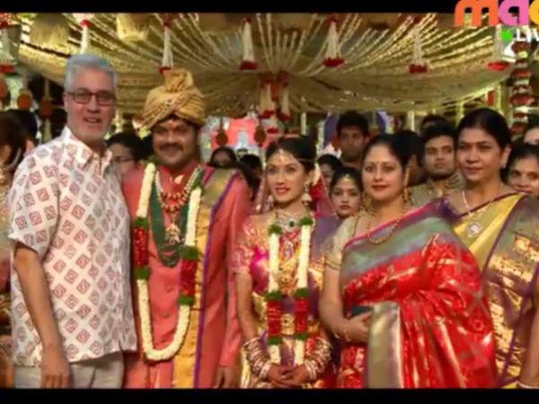 Wife His Babu Mahesh