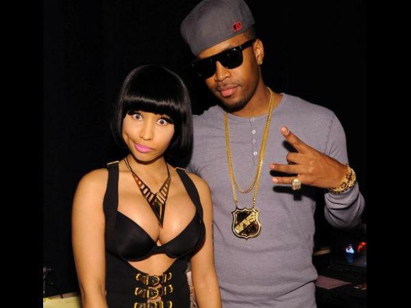 Nicki Minaj Boyfriend 2015