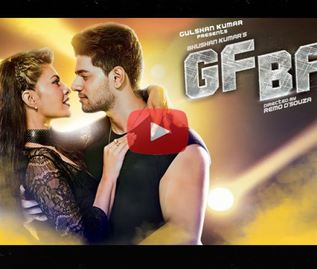 Gf Bf Video Song Watch Sooraj Pancholi Jacqueline Fernandez