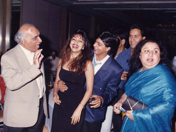 Both Of Us Have Become Very Focused About Kids: SRK