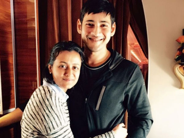 Image result for mahesh babu tweet to his wife namratha