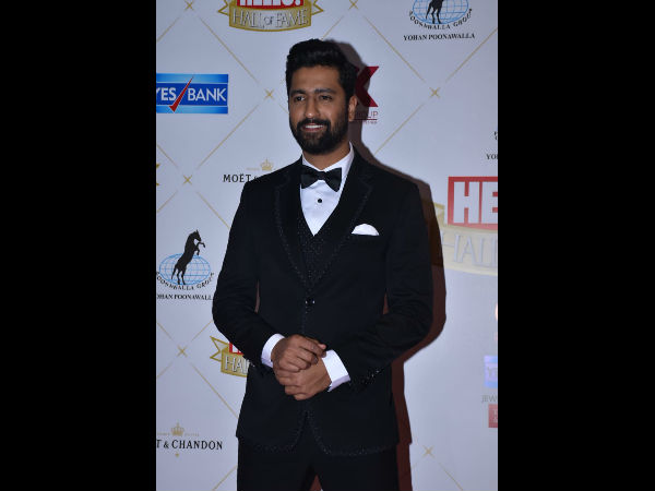 Vicky Kaushal Wears His Confidence