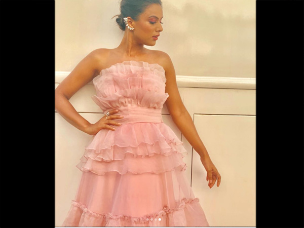 Look #5. Candy Floss!