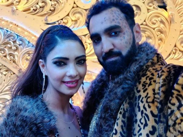 Pooja & Sandeep Opt Out Of Nach Baliye 9