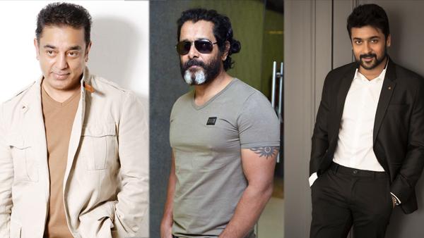 Kamal Haasan, Suriya And Vikram
