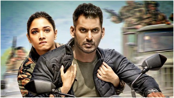 Action Movie Review: Logic Goes For A Toss In This Vishal Starrer!