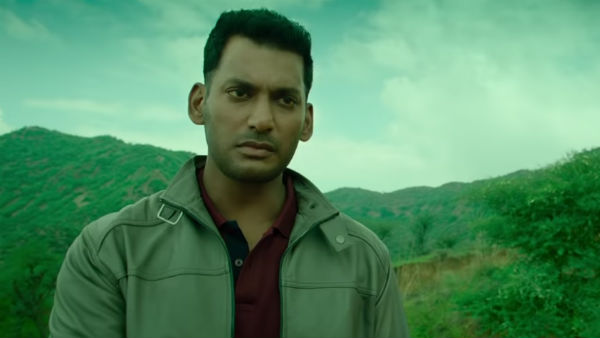 Vishal 31: Actor Get Injured While Shooting For The Film's Climax Action Sequence