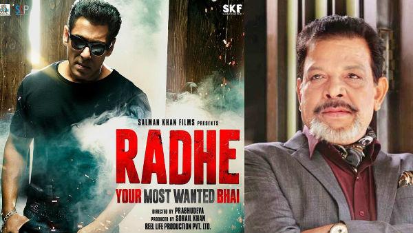 Govind Namdev Bags A Role In Salman Starrer 'Radhe'