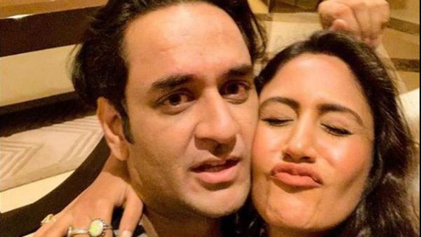 VIDEO: Surbhi Chandna Proposes To Vikas Gupta!
