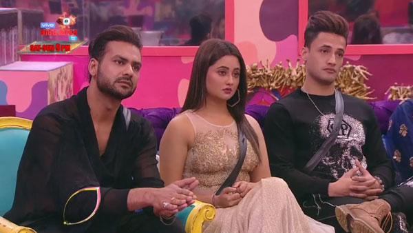 Salman Exposes Vishal's Friends Rashami & Asim