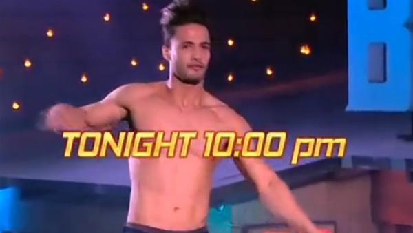 Asim Goes Shirtless