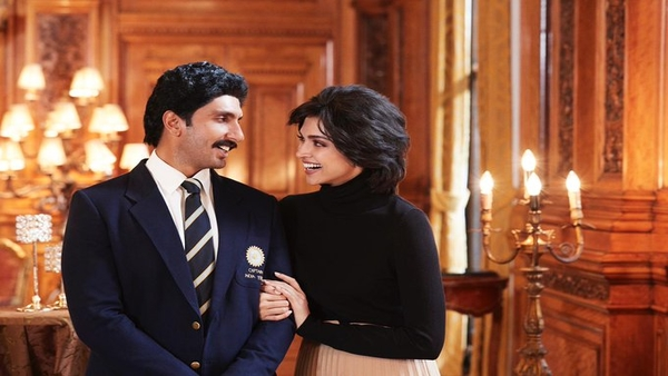 Deepika Padukones Look As Romi Dev