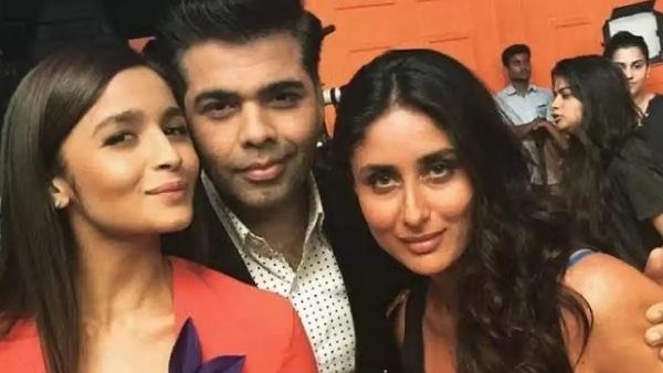 This Is How Karan Johar & Kareena Kapoor Patched Up