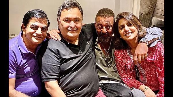 Raj Bansal Recalls His Last Meeting With Rishi Kapoor