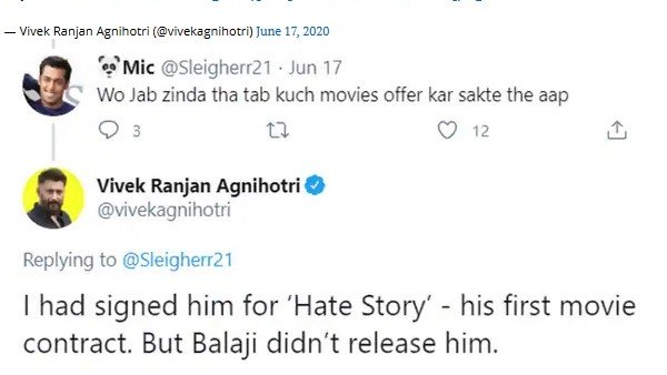 This Is Why Sushant Singh Rajput Had To Let Go Of Hate Story