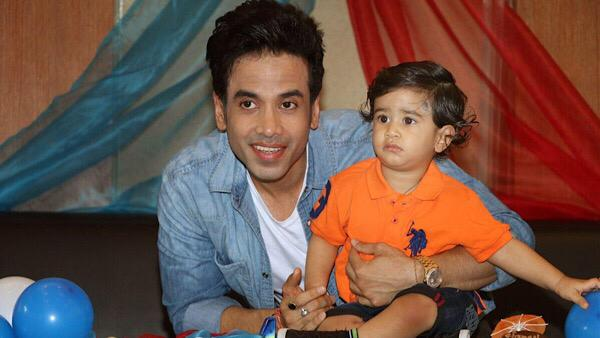 Tusshar Kapoor Was Worried About People's Reaction To Having His Son Laksshya Through Surrogacy