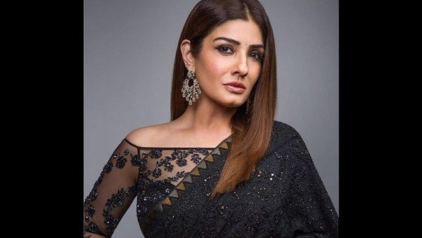 Raveena Tandon Was Disappointed By Female Journalists Who Didn't Stand Up For Her