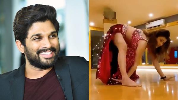 Allu Arjun Is An Inspiration For Urvashi Rautela; Actress Reveals While Posting Sensuous Dance Video