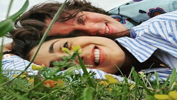Shriya & Andrei's Romantic Moments