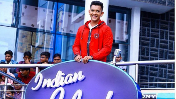 Singer is busy with Indian Idol shooting
