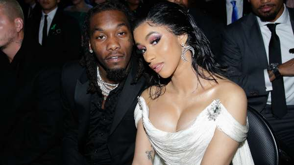 A month after the divorce was filed, Cardi Bean confirmed the reunion with an offset