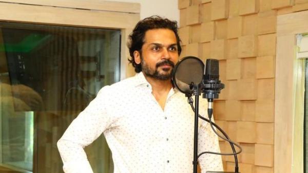 Sultan: Bakkiyaraj Kannan directed Karthik Kickstarts dubbing