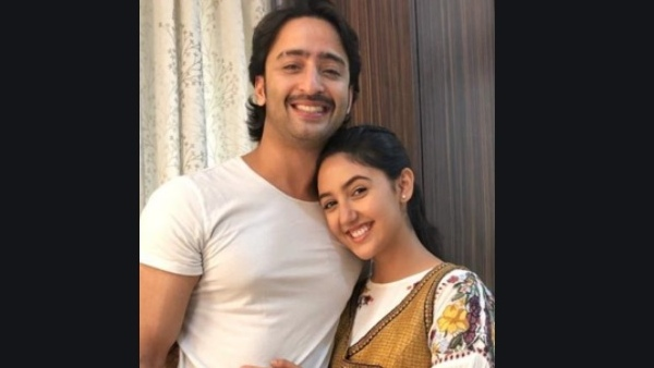 Ashnoor Kaur explains why she and Shahir Sheikh have not met for 10 years!