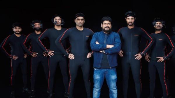 Prabhas-Adipurush-Motion Capture-Saif Ali Khan