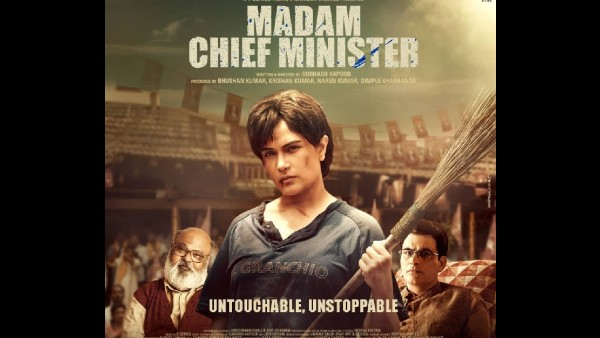 Richa Chadha Reacts To The Criticism Of The Film's Poster