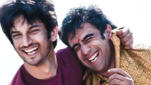Amit Sadh Says He Has Many Memories Of Shooting 'Manjha' Song With Sushant