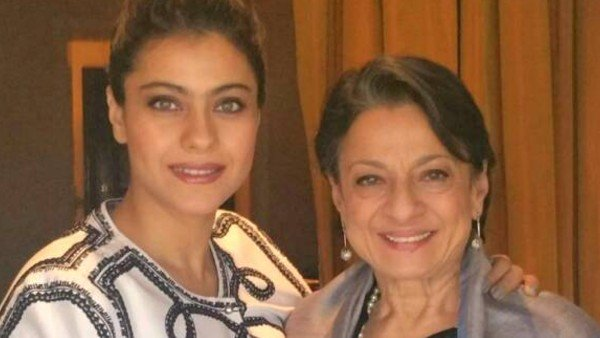 Kajol Says Her Mother Used To Discuss Everything With Her Like An Adult