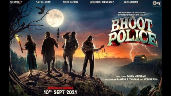 Bhoot Police: Saif Ali Khan-Arjun Kapoor's Film Sold To Star Network For Rs 60 Crore?