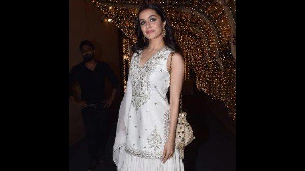 Shraddha Kapoor Dazzles In White