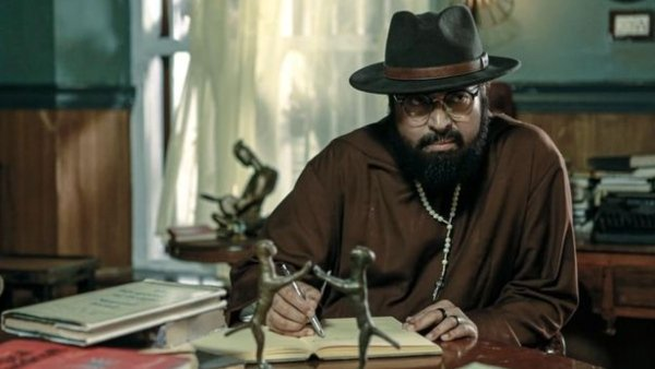 The Priest Teaser 2 Is Out: Mammootty Sets The Screens On Fire As Fr. Benedict!