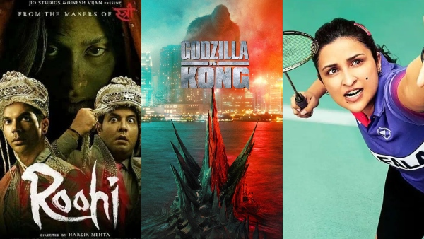 Godzilla vs Kong Rules The Box Office; Saina, Roohi, & Mumbai Saga Witness Major Drop