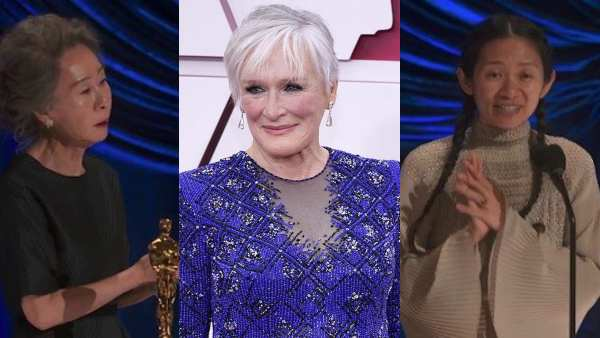 Oscars 2021 Memorable Moments: From Youn Yuh-Jung's Speech, Glenn Close's Dance Moves To The Historic Wins
